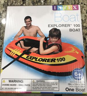Inflatable Boat - Brand New for Sale in Murfreesboro, TN