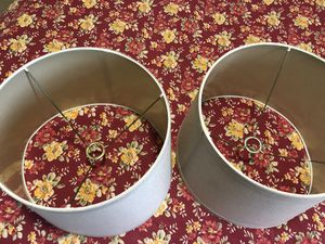 Lamp shades for Sale in Fredericksburg, VA