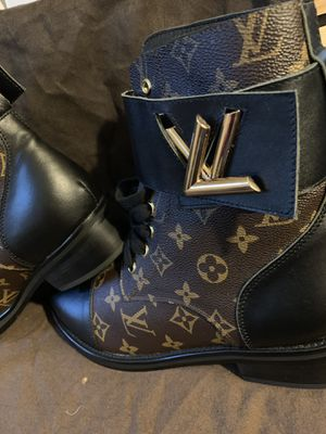 Louis Vuitton Boots for Sale in Silver Spring, MD