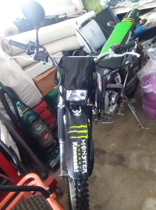 2011 kawasaki mc 140cc