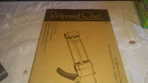 Pampered chef cookie press for Sale in New Canton, VA