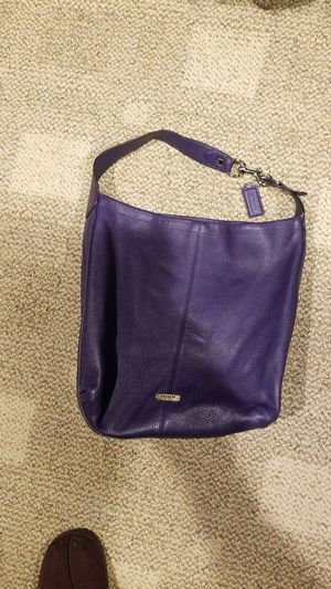 c77460cd242d Coach hobo for Sale in Haverhill