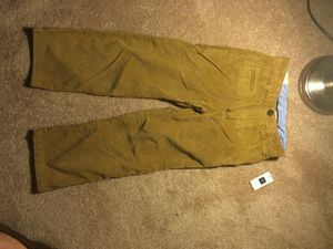 NWT GAP Kids Size 6 Khaki Corduroy Pants for Sale in Los Angeles, CA