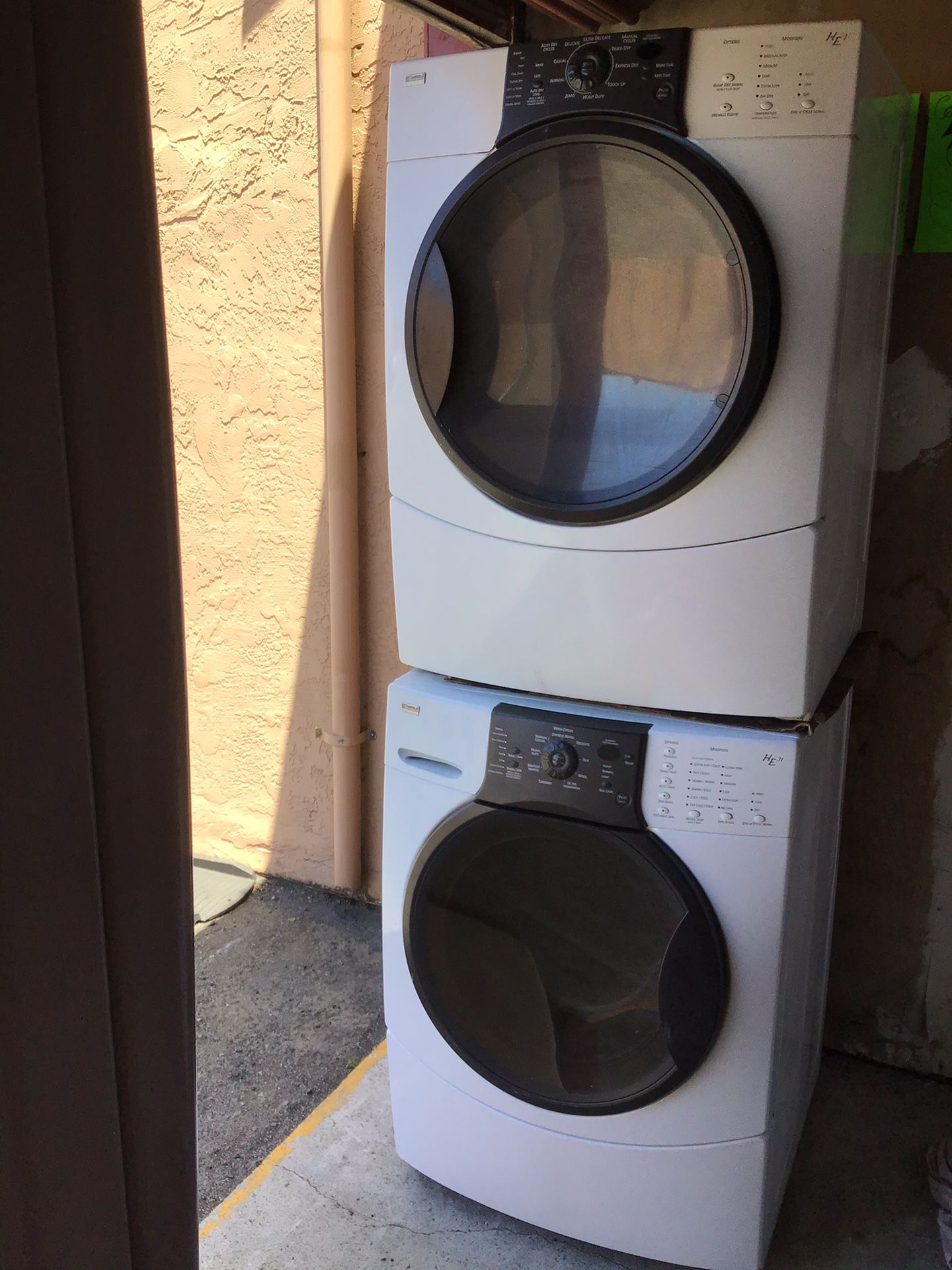 Kenmore Washer And Electric