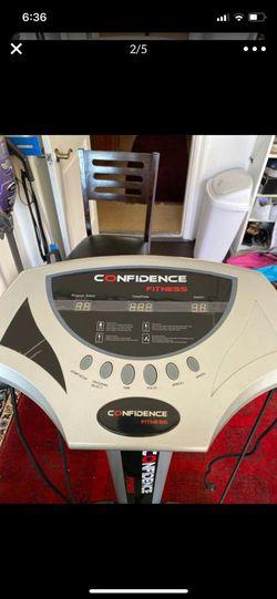 Confidence Fitness Machine  Thumbnail