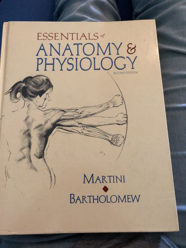 Essentials of anatomy and physiology book hard cover for Sale in ...