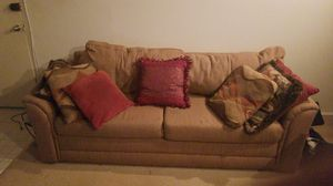 Sofa and love seat for Sale in Falls Church, VA