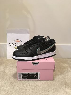 Nike x Diamond Supply SB Dunk Low for Sale in Silver Spring, MD