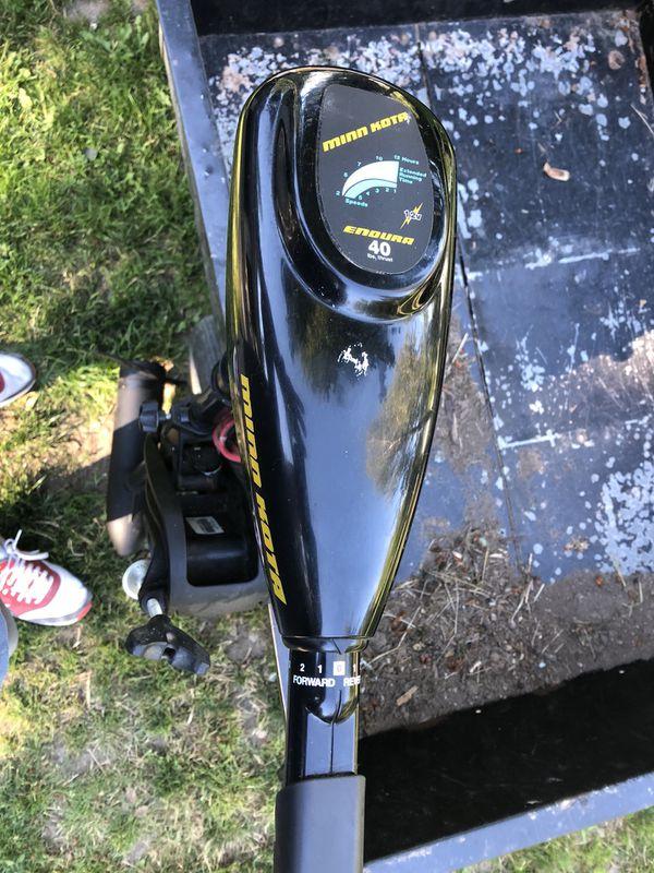 Trolling motor boats marine in everett wa offerup for Clyde revord motors everett wa 98203