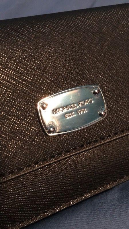 87c91b84367c Black MK Wallet for Sale in Hampton, VA - OfferUp