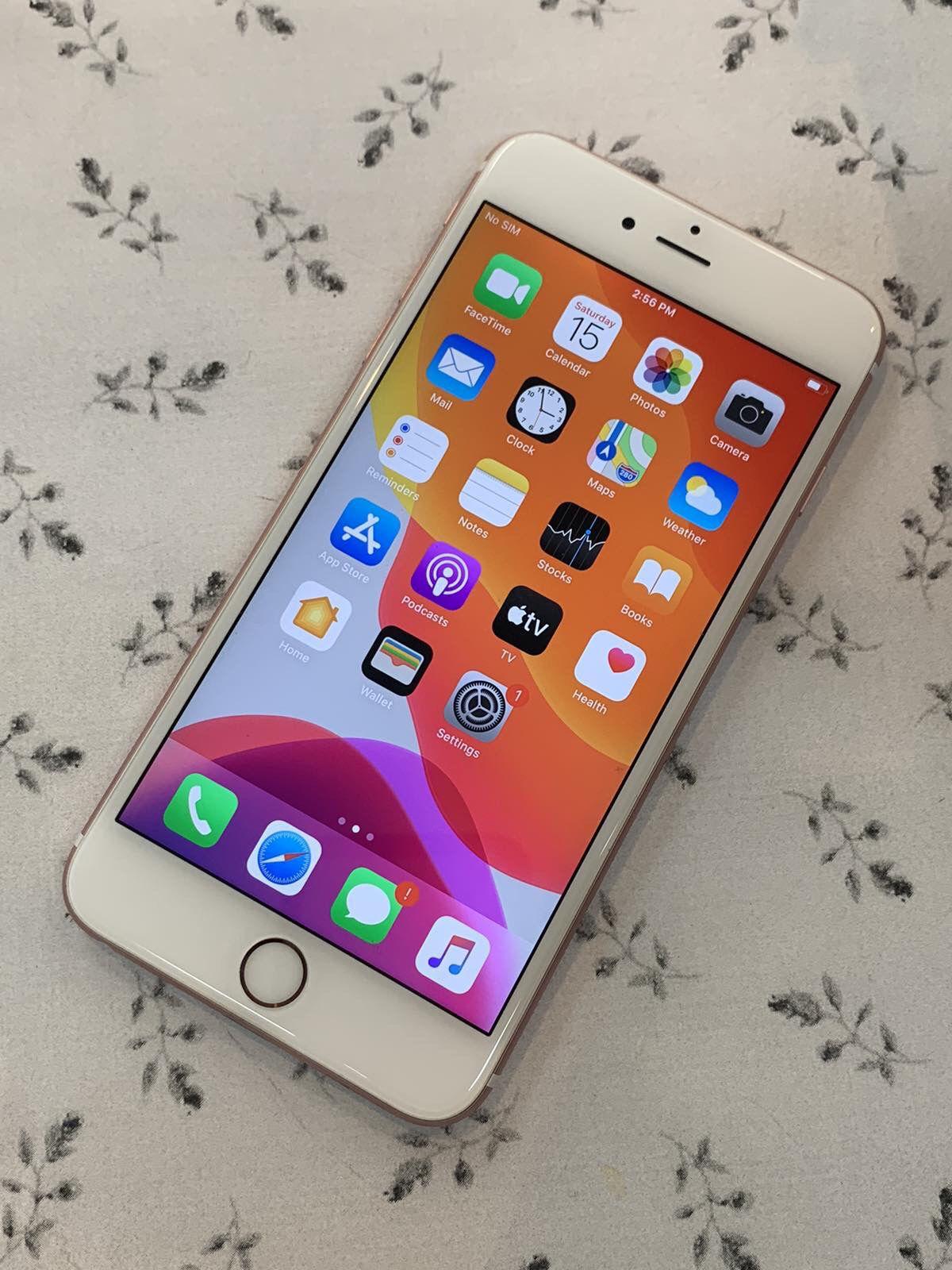 iPhone 6s Plus (64 GB) Unlocked With Warranty