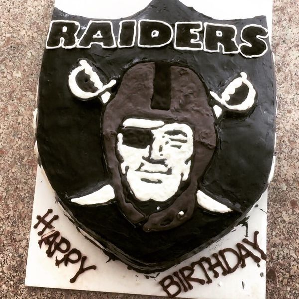 Raider Nation Cake For Sale In Tucson Az Offerup