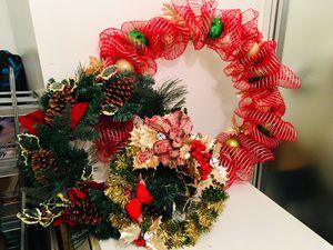 Custom Made Christmas Wreaths for Sale in Fort Belvoir, VA
