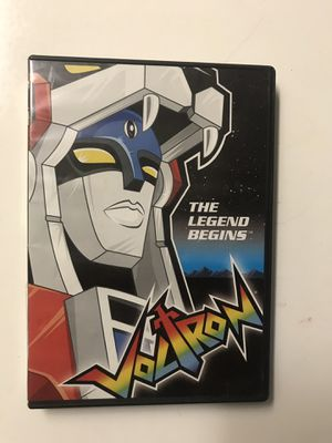 Voltron The Legend Begins DVD Movie for Sale in West Covina, CA