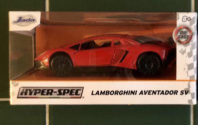 $17 Jada hyper spec Red lamborghini Thumbnail