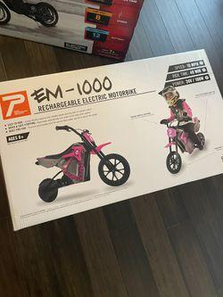 Kid Electric Dirtbike  Thumbnail