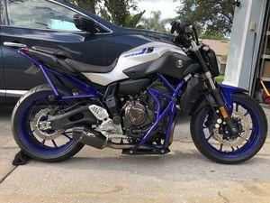 16 Yamaha FZ07 for Sale in Alafaya, FL