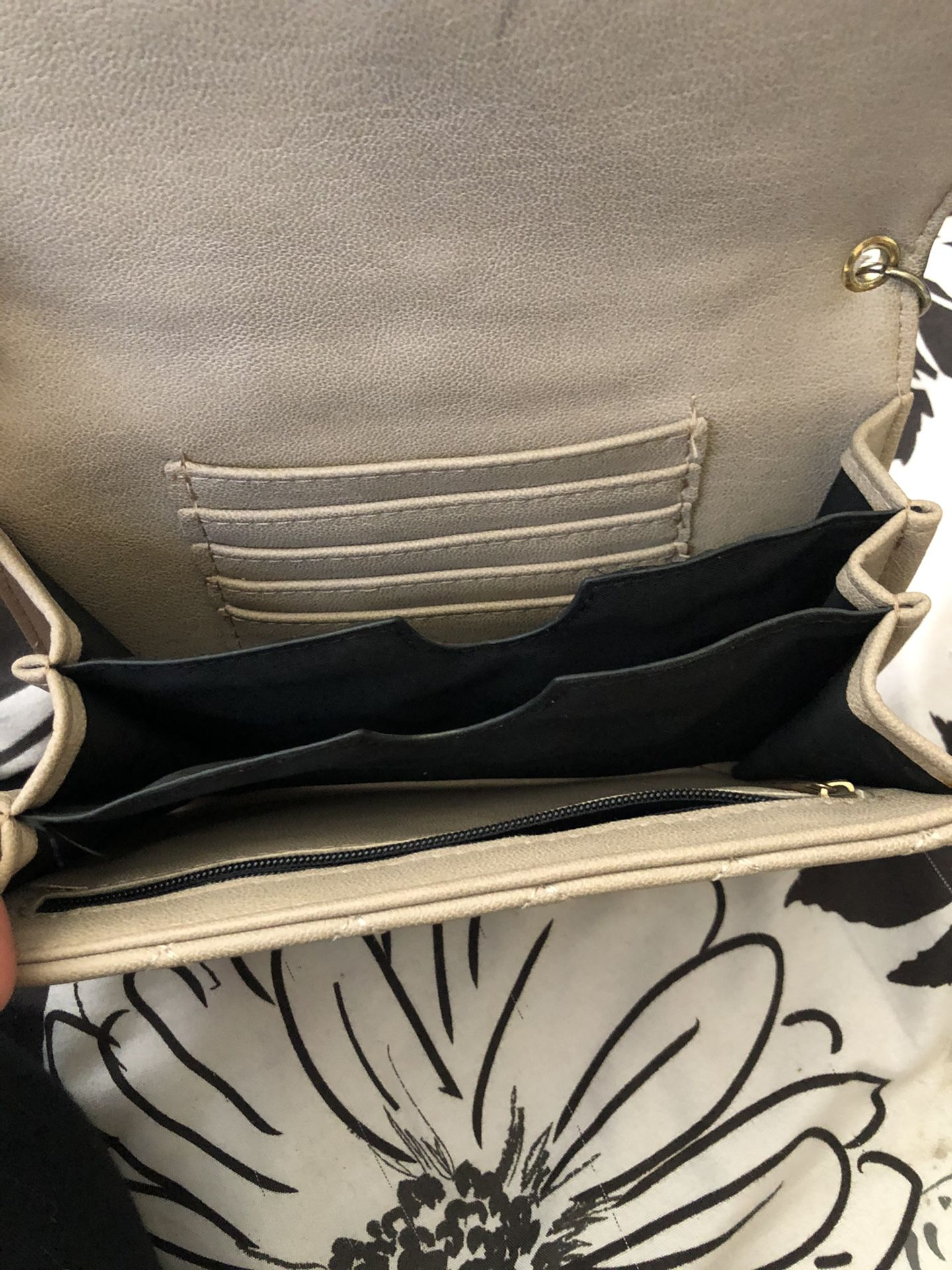 Girls Cross Body And Wallet