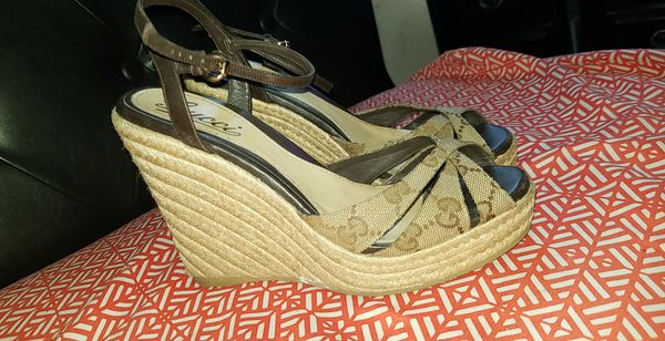 0b2feb5a606 Authentic Gucci Wedges for Sale in Homestead