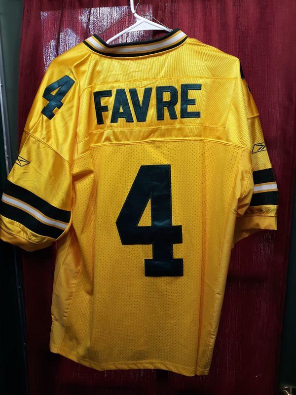 Brett Favre Green Bay packers jersey for Sale in San Diego, CA OfferUp