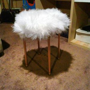 Fur Stools made by me for Sale in Baltimore, MD