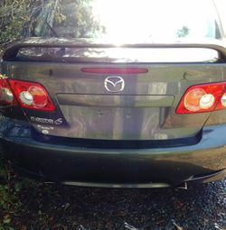 2005 Mazda Mazda6 Thumbnail