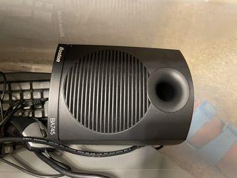 Bose Speakers Thumbnail