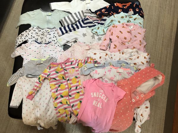 4afcd004a Baby pajamas sleepers!! (Baby   Kids) in Virginia Beach