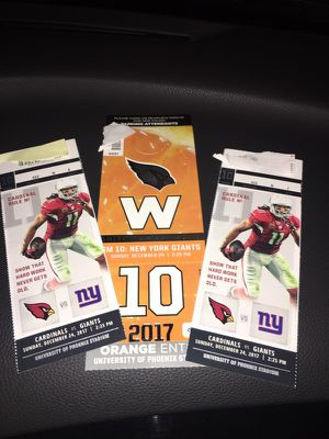 Cardinals Tickets for Sale in Phoenix, AZ