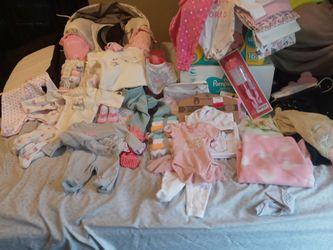 Baby Girl Supplies Thumbnail
