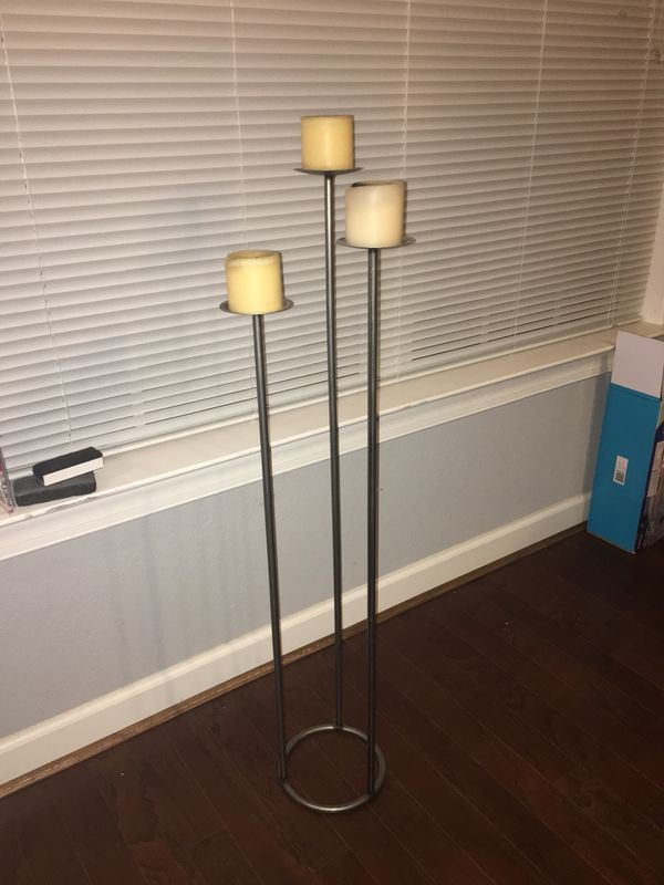 3 Tier Candle Stand