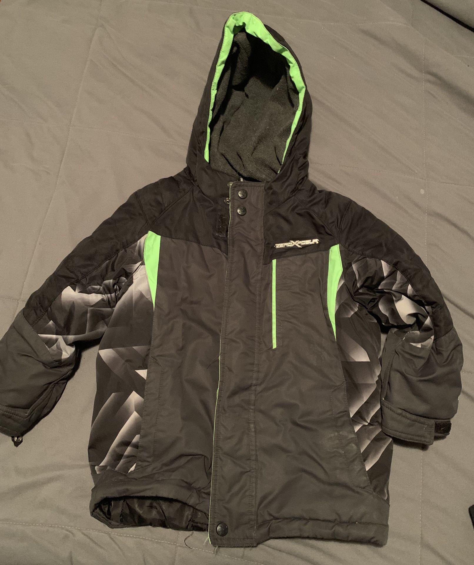 Zero exposure boys coat 5/6