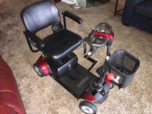 Pride Mobility Scooter Go Traveler Elite Plus 4 Wheeler For In