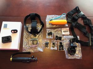YI action camera NEVER USED for sale  Skiatook, OK