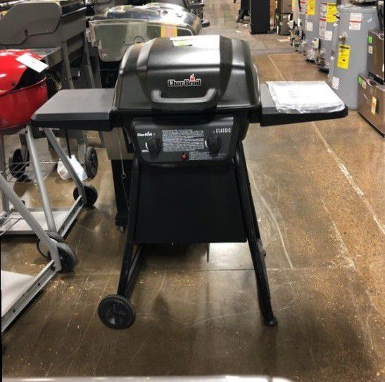 Char-Broil Gas Grill  Cl