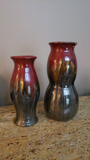 Pier One candle holders. for Sale in Stone Ridge, VA