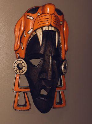 Mayan Mask -Jaguar Head (premium craft) for Sale in Alexandria, VA