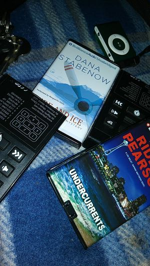 Audio books with player built-in for Sale in Tampa, FL