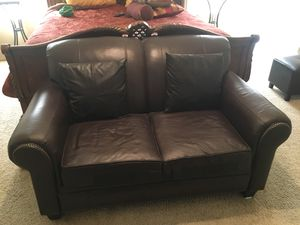 Amazing New And Used Leather Sofas For Sale In Macon Ga Offerup Machost Co Dining Chair Design Ideas Machostcouk
