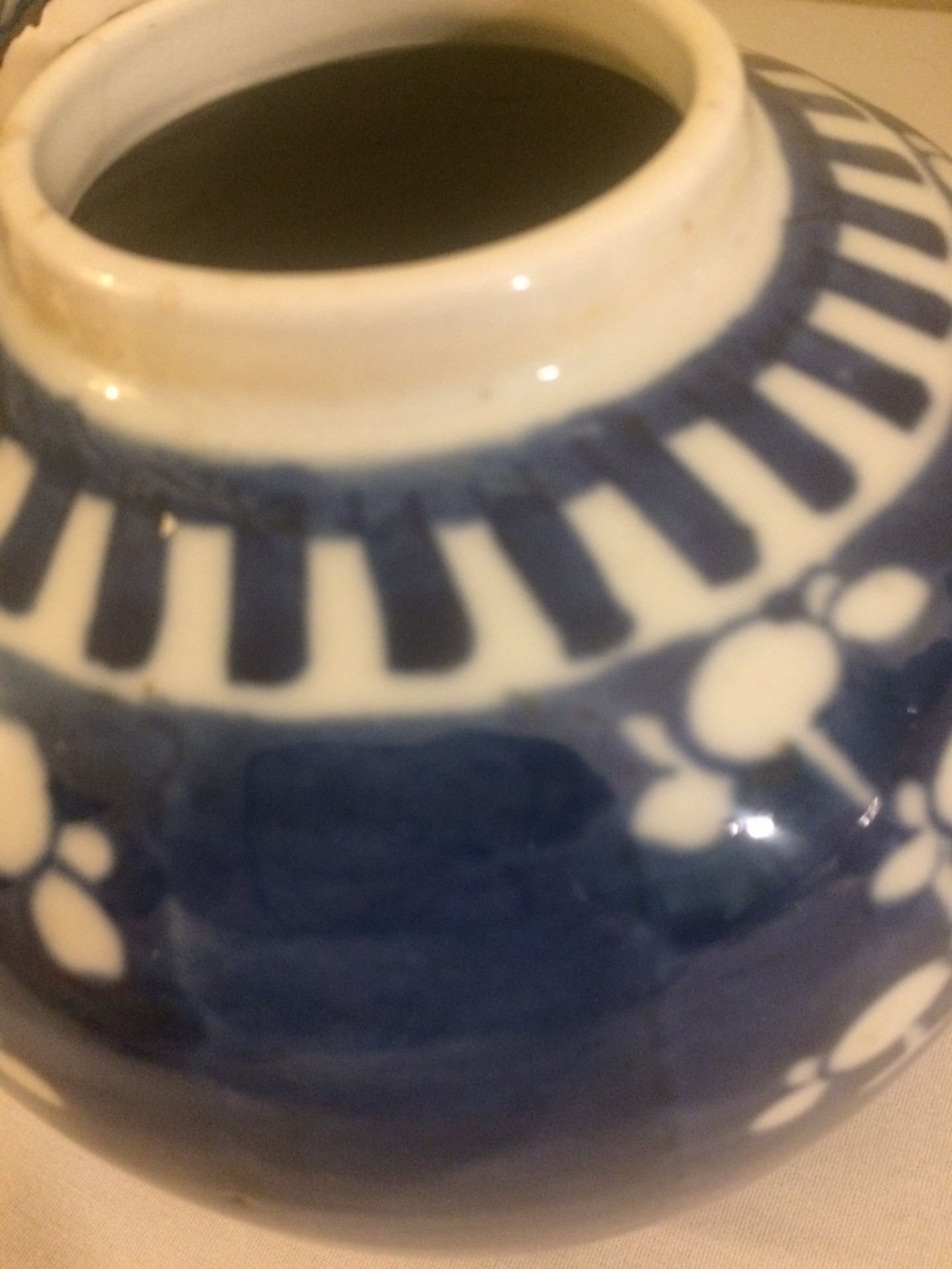 Old Chinese Jar.