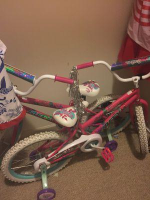 "girl's bike 20"" used twice make me an offer for Sale in Arlington, VA"