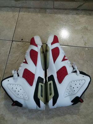"""Air Jordan 6 """"Carmine"""" for Sale in Tampa, FL"""