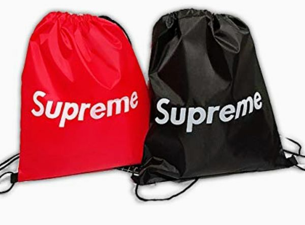 e91c314e1 Supreme Drawstring Bag for Sale in Los Angeles, CA - OfferUp
