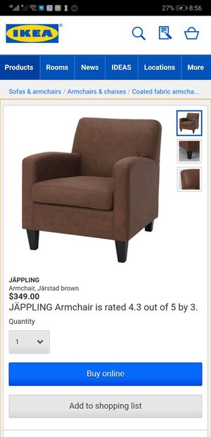 IKEA JAPPLING Sofa for Sale in Boston, MA