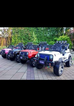 Kids Ride on Jeep for Sale in Oxnard, CA