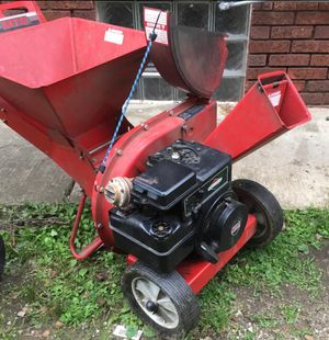 Photo Briggs And Stratton MTD 5HP Wood Chipper/Shredder