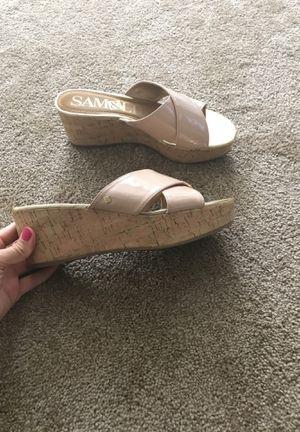 Wedge sandals for Sale in Alexandria, VA