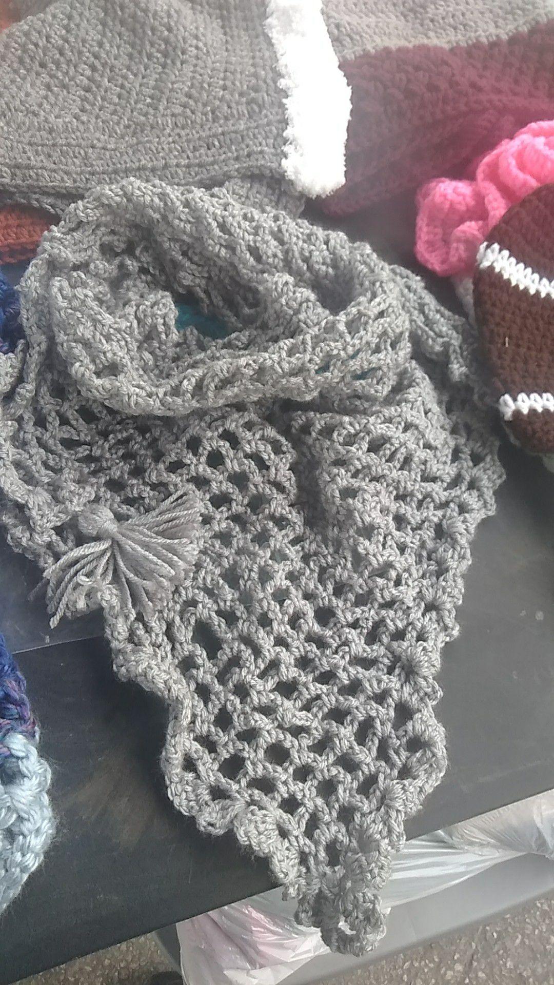Crochet crawl ,shawl