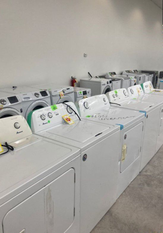 Washers and Dryer Whirlpool/ Samsung/LG