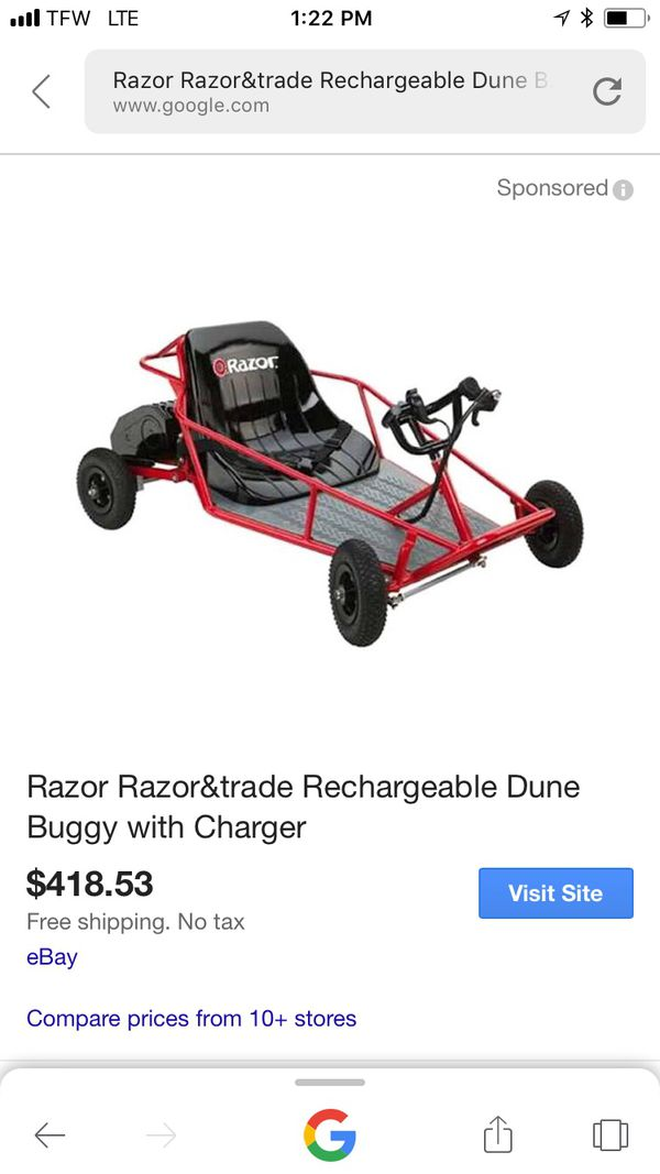 Razor dune buggy brand new for Sale in Gallatin, TN - OfferUp